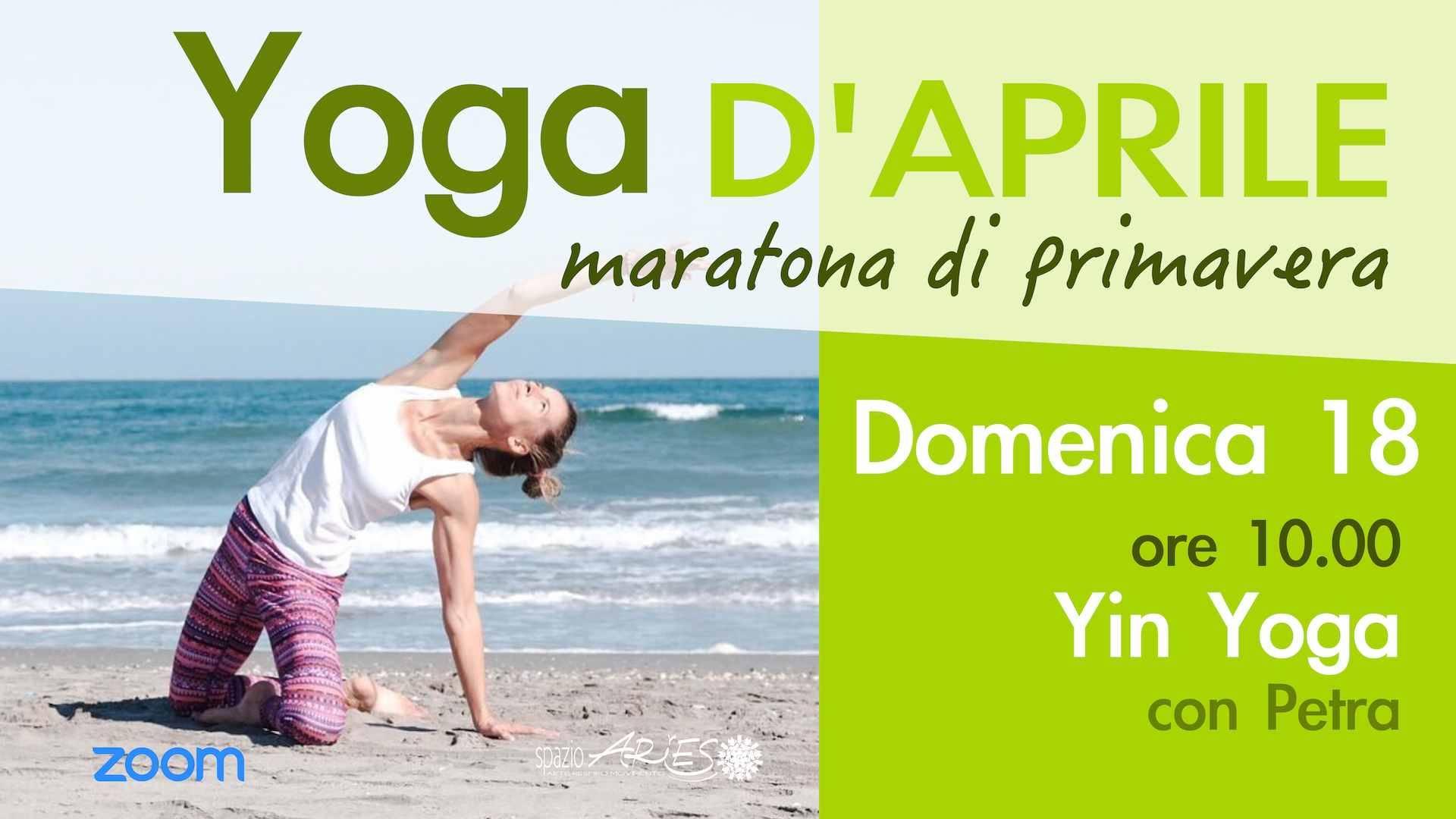 Yin Yoga online con Petra