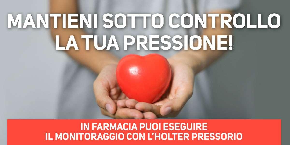 SERVIZIO HOLTER PRESSORIO