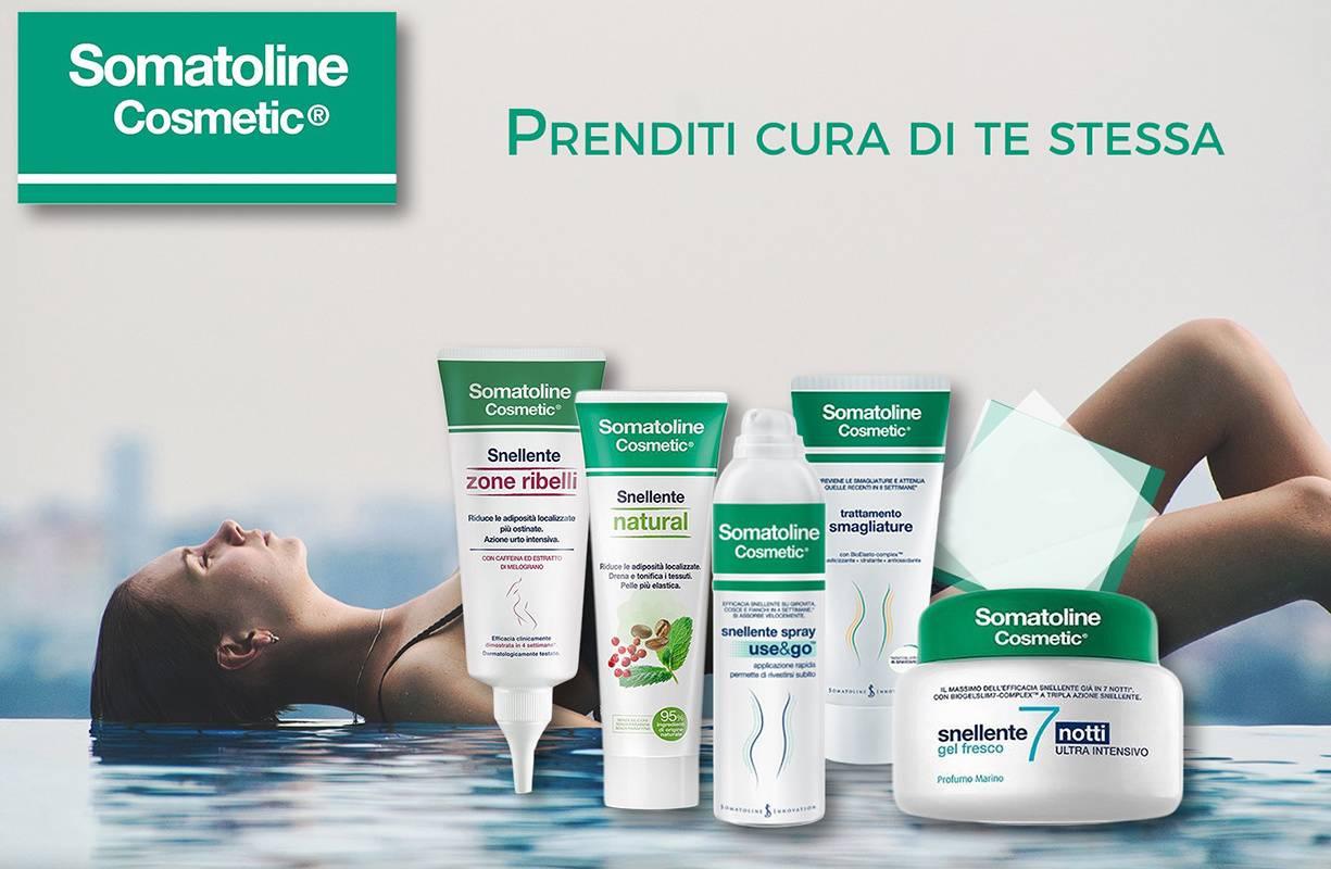 Dal 15 SETTEMBRE al 15 NOVEMBRE - Somatoline viso -10€ su un prodotto -25€ su 2 prodotti