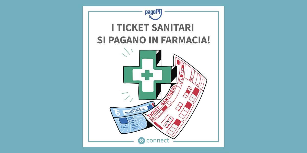 PAGO PA si possono pagare presso di noi i Ticket sanitari e tutti i bollettini PAGO PA