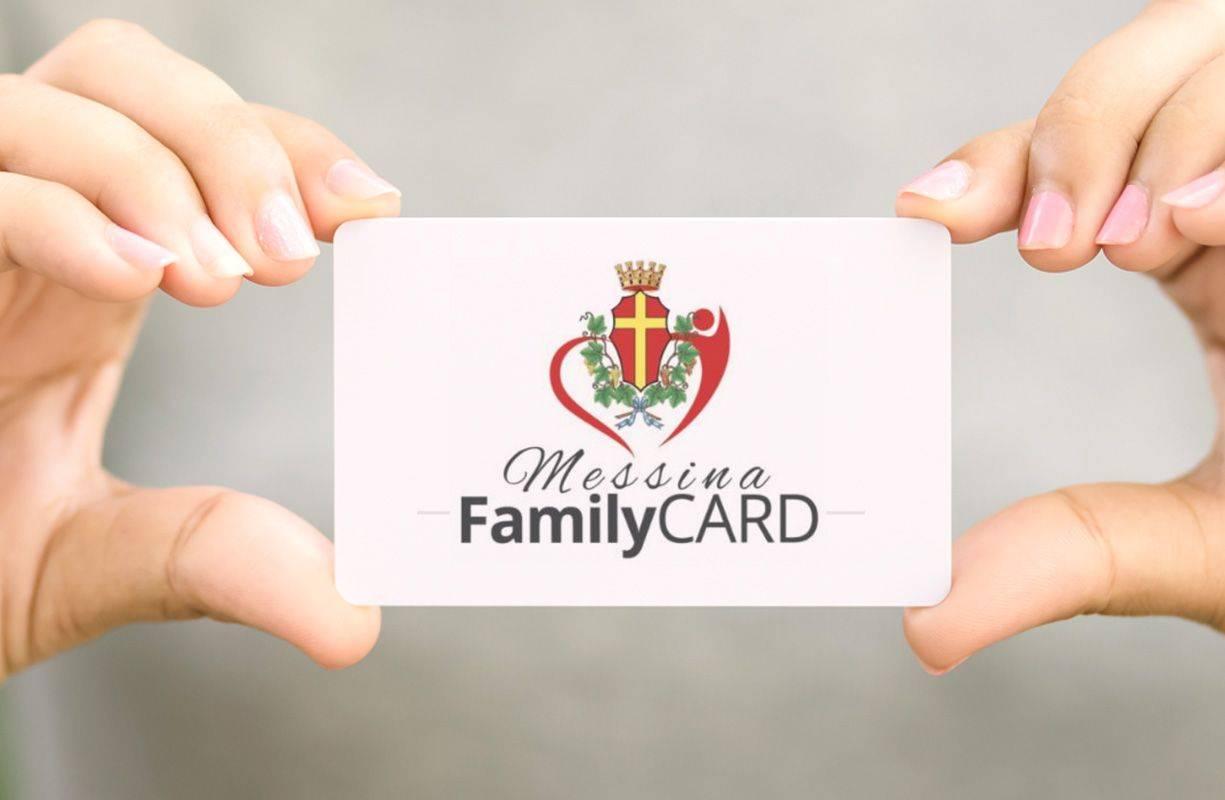 FAMILY CARD Messina