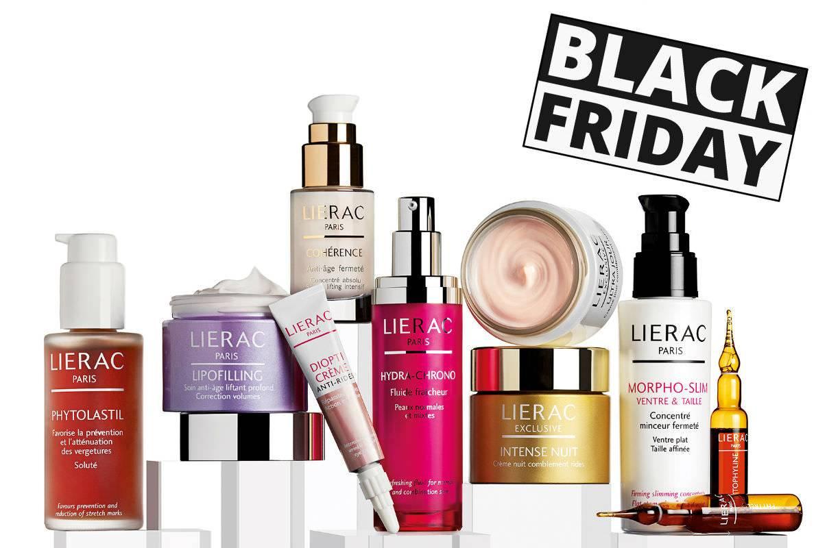 BLACK FRIDAY LIERAC fino al 3 DICEMBRE 30% sull'acquisto di 2 prodotti