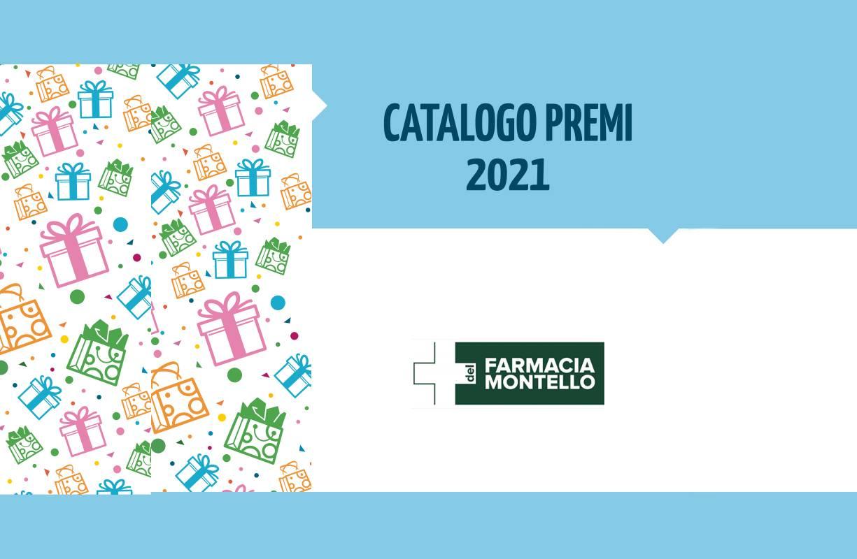 Scopri il nuovo CATALOGO PREMI 2021 Carta Fedeltà