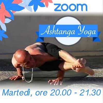 Ashtanga Yoga Online Martedì h.20.00