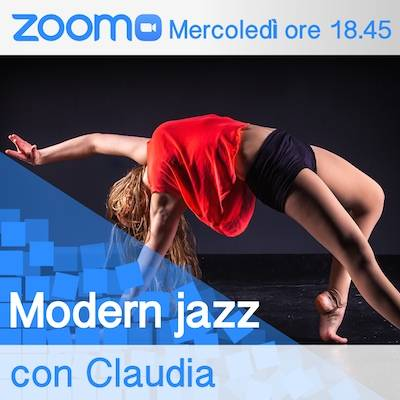 Modern jazz Online mercoledì h.18.45