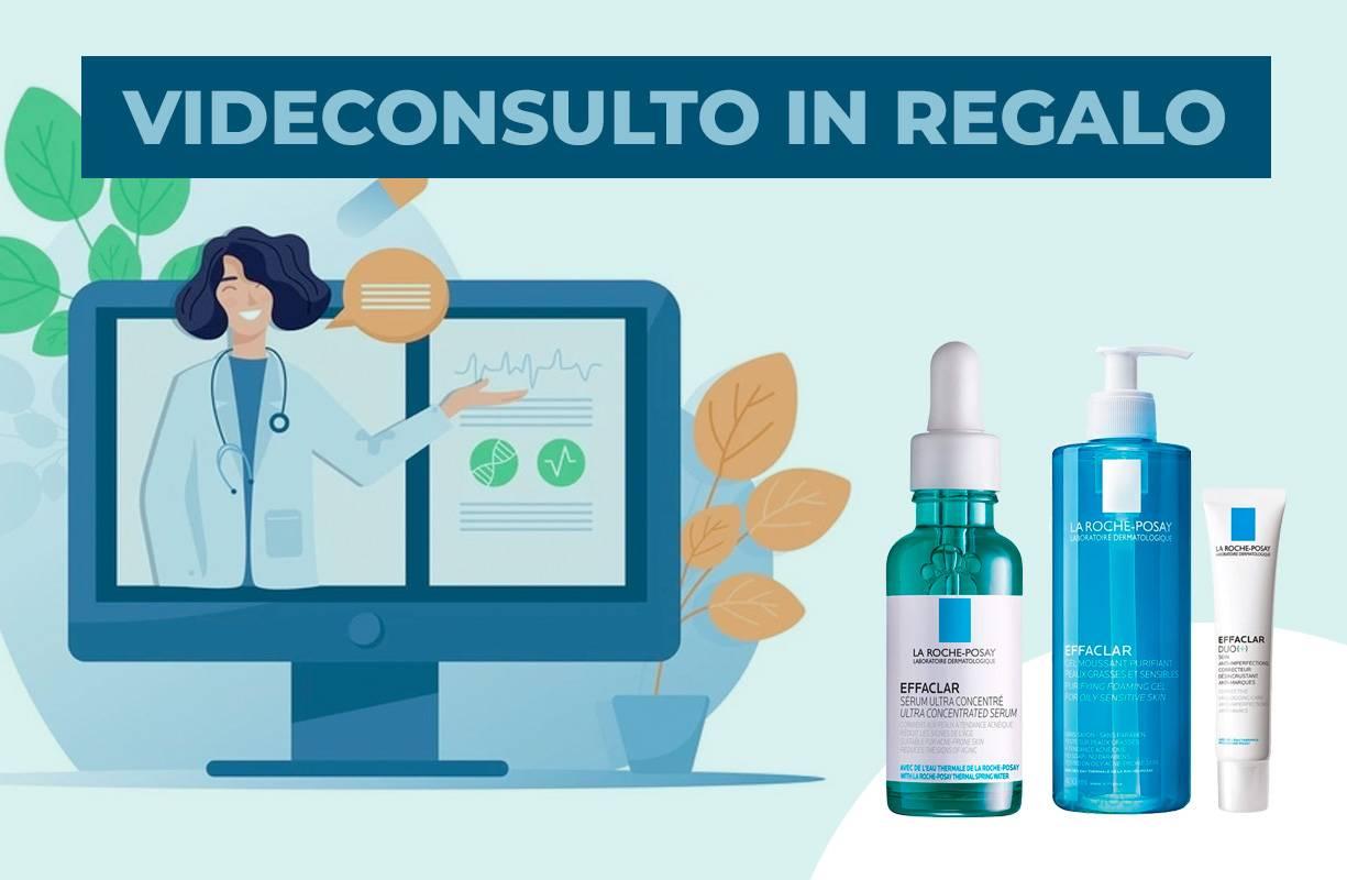La Roche Posay REGALA Video Consulto con dermatologo