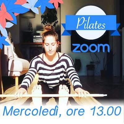 Pilates Online Mercoledì h.13.00