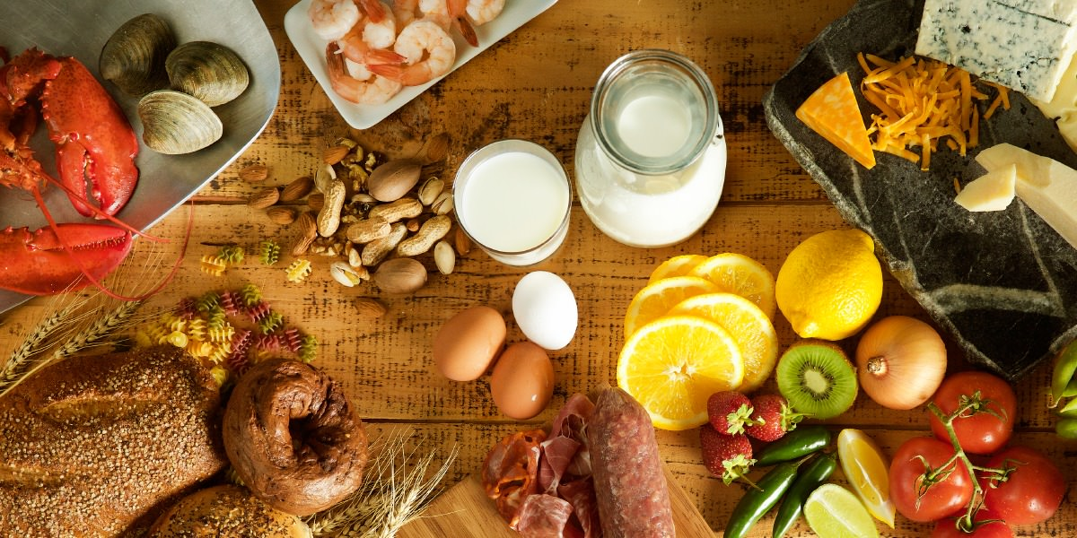 Autotest intolleranze alimentari ed allergeni