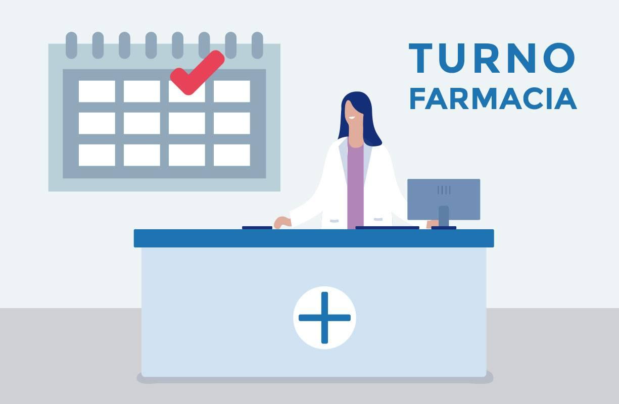 Farmacia di TURNO dal 31/01 al 06/02 diurno e notturno