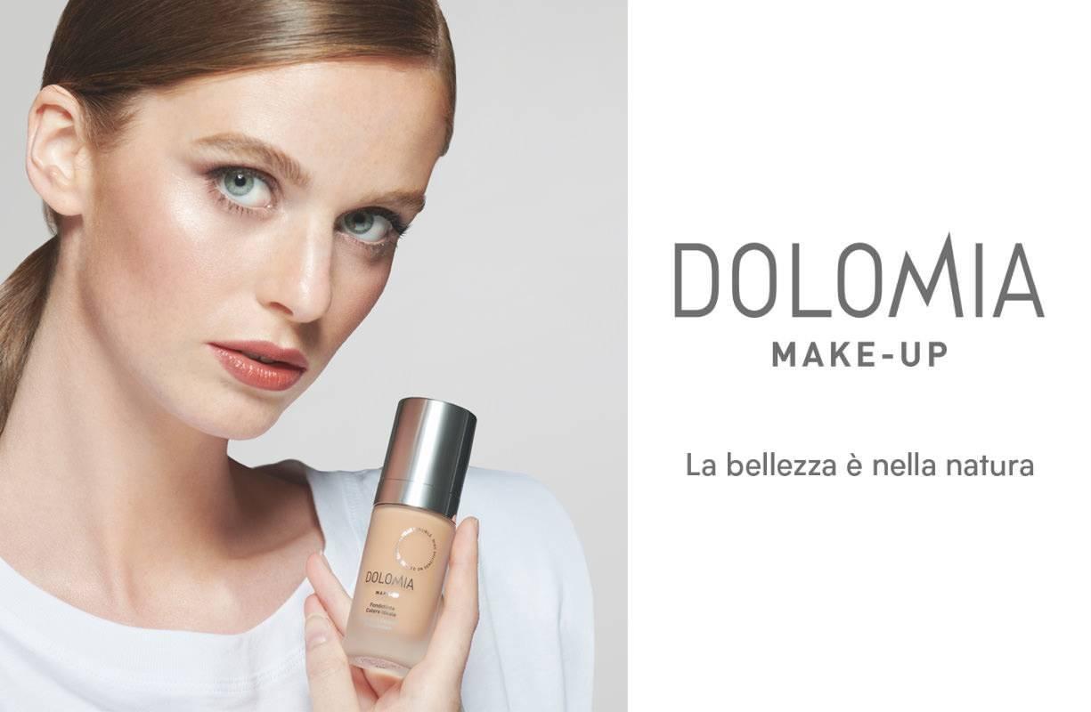 Promo make-up DOLOMIA -30% su tutti i fondotinta e i correttori fino a fine SETTEMBRE!