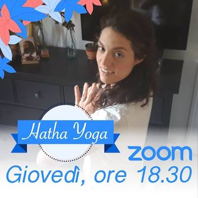 Hatha Yoga Online Giovedì h.18.30
