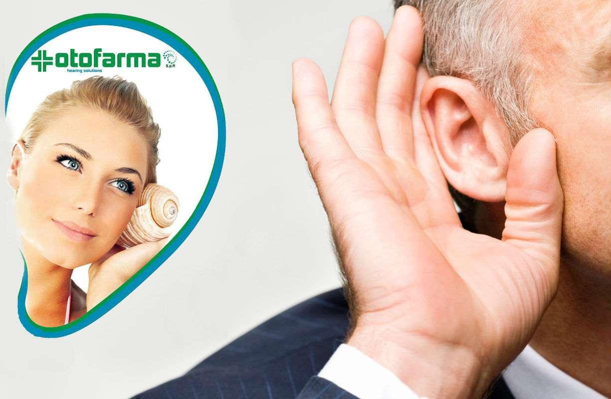 Venerdì 18 SETTEMBRE - Controllo audiometrico gratuito con OTOFARMA