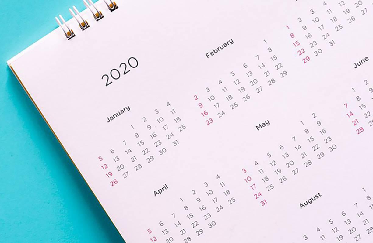 Vieni in Farmacia a ritirare il Calendario 2021 con OMAGGIO