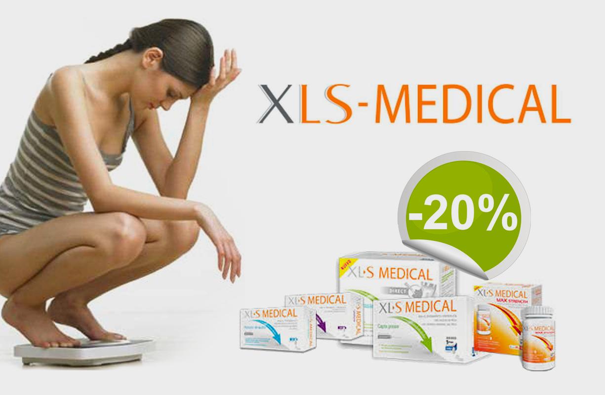 XLS MEDICAL tutta la linea -20%