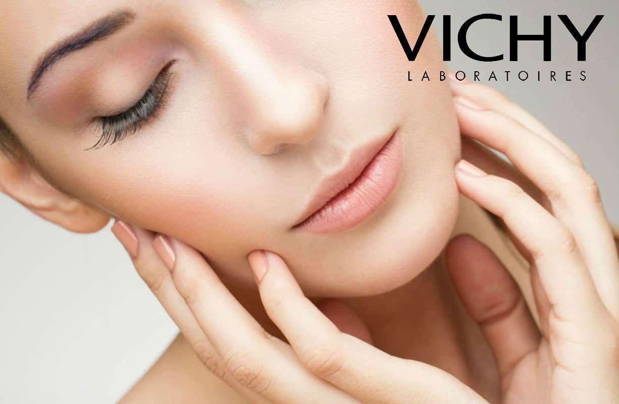 Martedì 1 OTTOBRE - Pomeriggio con la consulente di bellezza VICHY