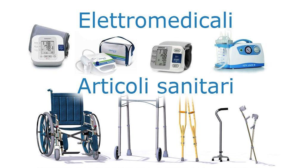 Noleggio elettromedicali ed articoli sanitari