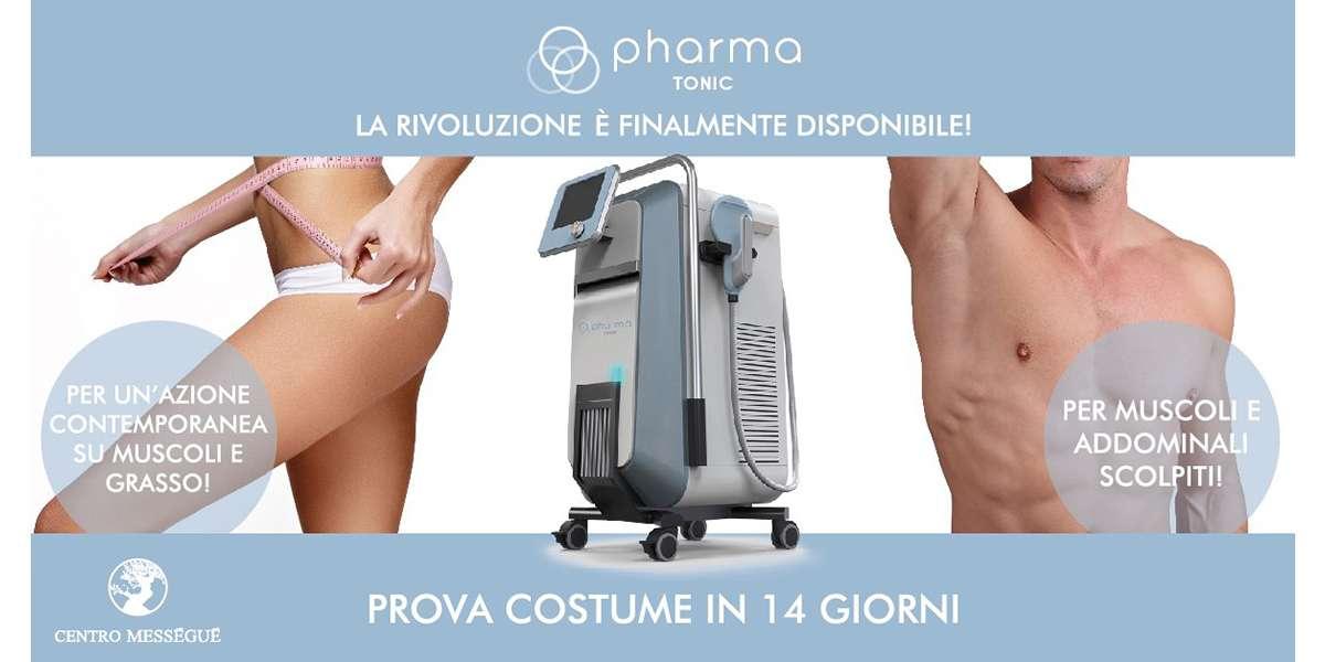 TRATTAMENTO RIMODELLANTE CORPO - PHARMA TONIC