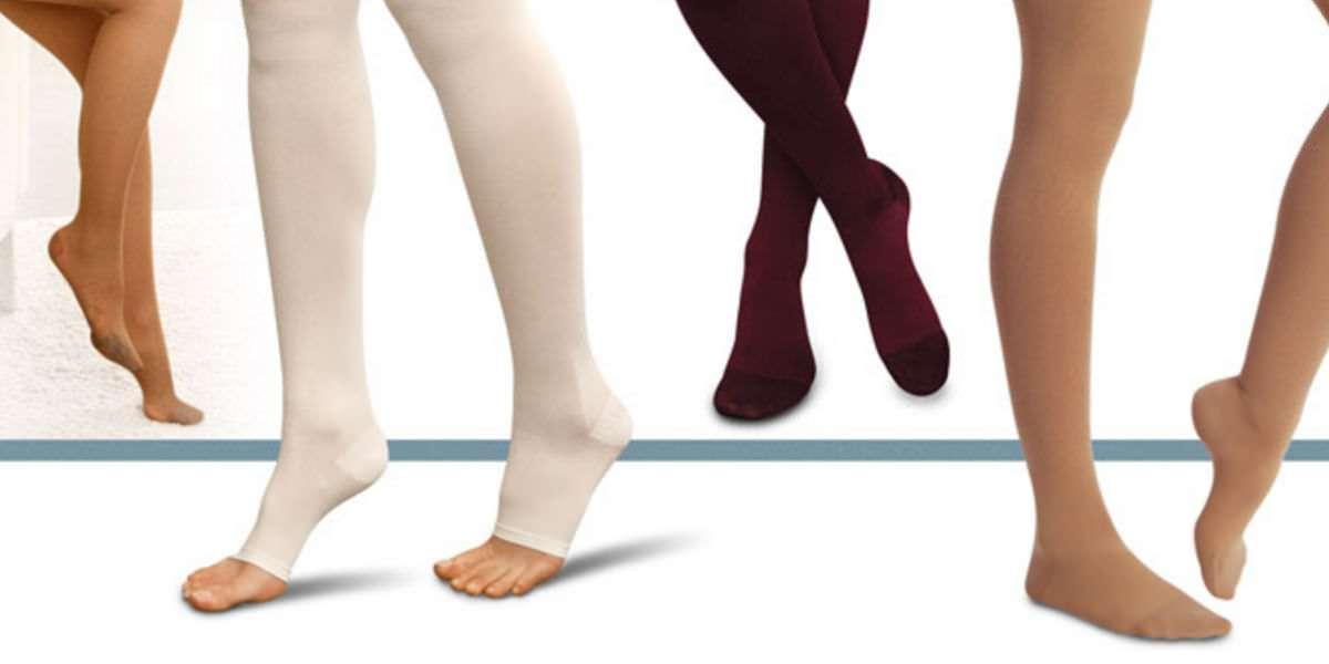 Calze elastiche su misura
