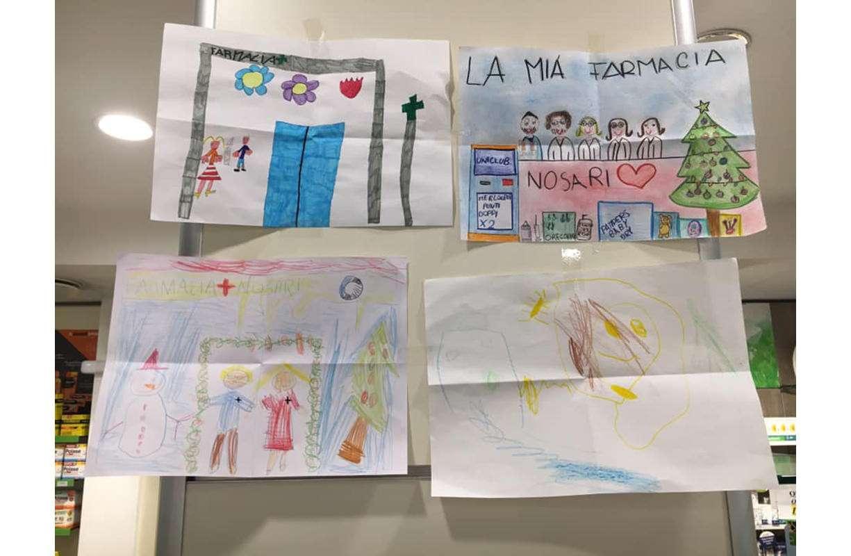 """Ringraziamo i bimbi che hanno partecipato al concorso """"La letterina di Natale""""!"""