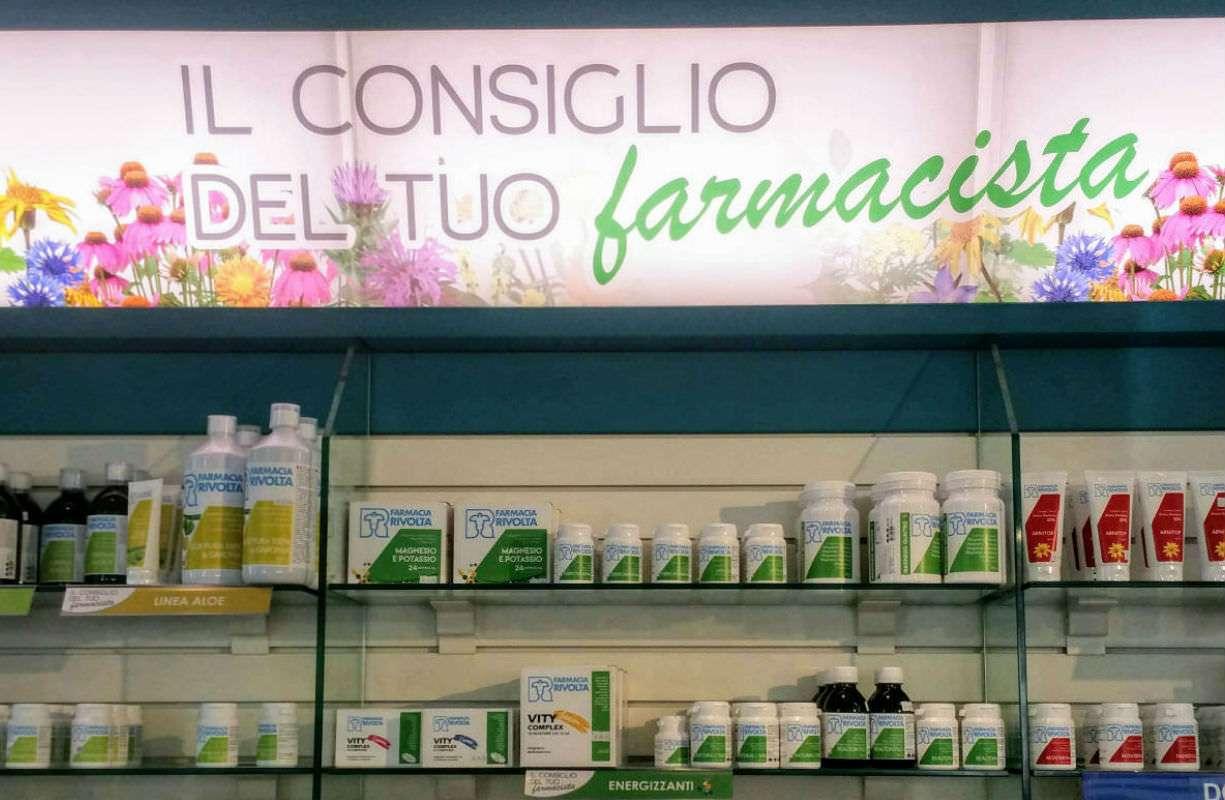 FARMACIA RIVOLTA del Dott. Giorgio Meroni Rivolta