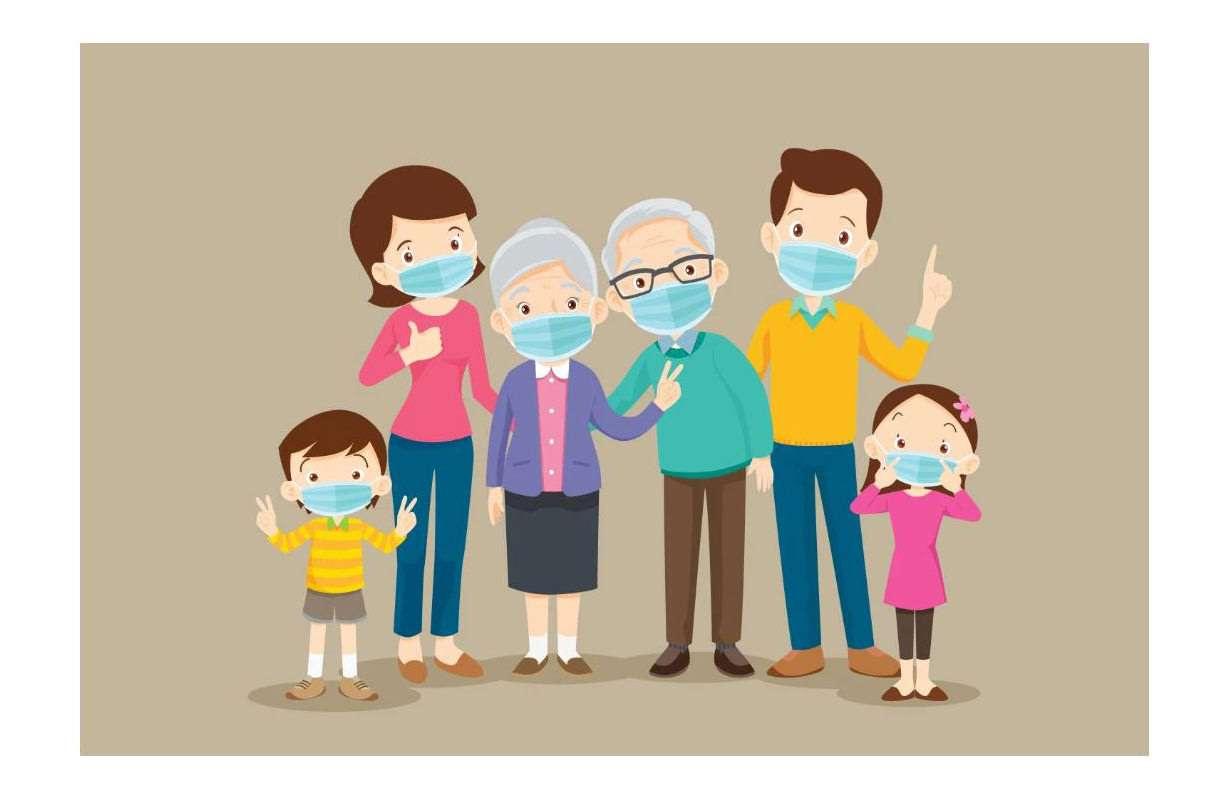 DISPONIBILI mascherine lavabili per adulti e bambini
