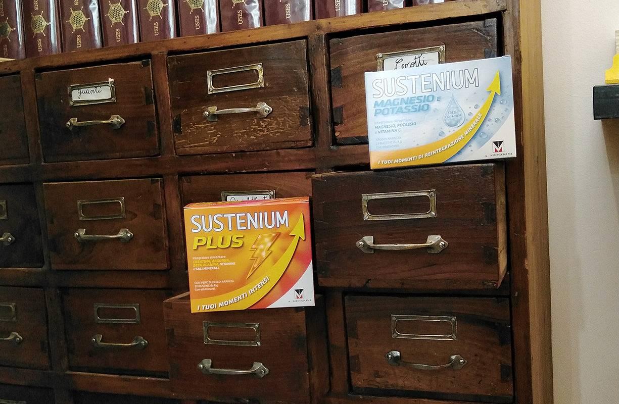 Per ritrovare la spinta che ti serve, puoi provare Sustenium Plus