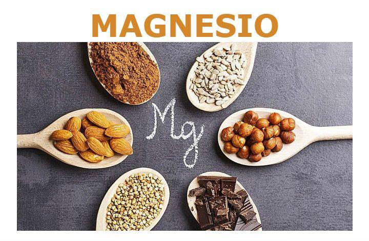 Carenza di MAGNESIO: cause e sintomi