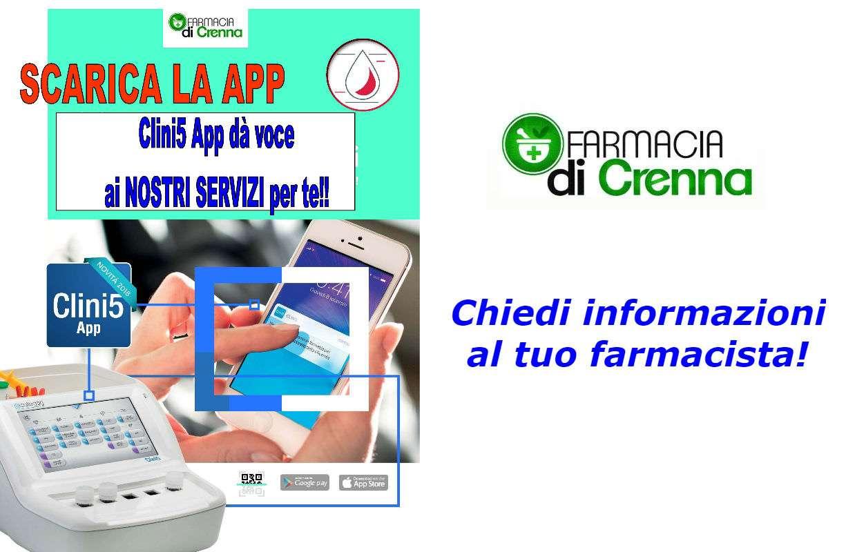 Clini5 App dà voce ai nostri servizi per te!!!