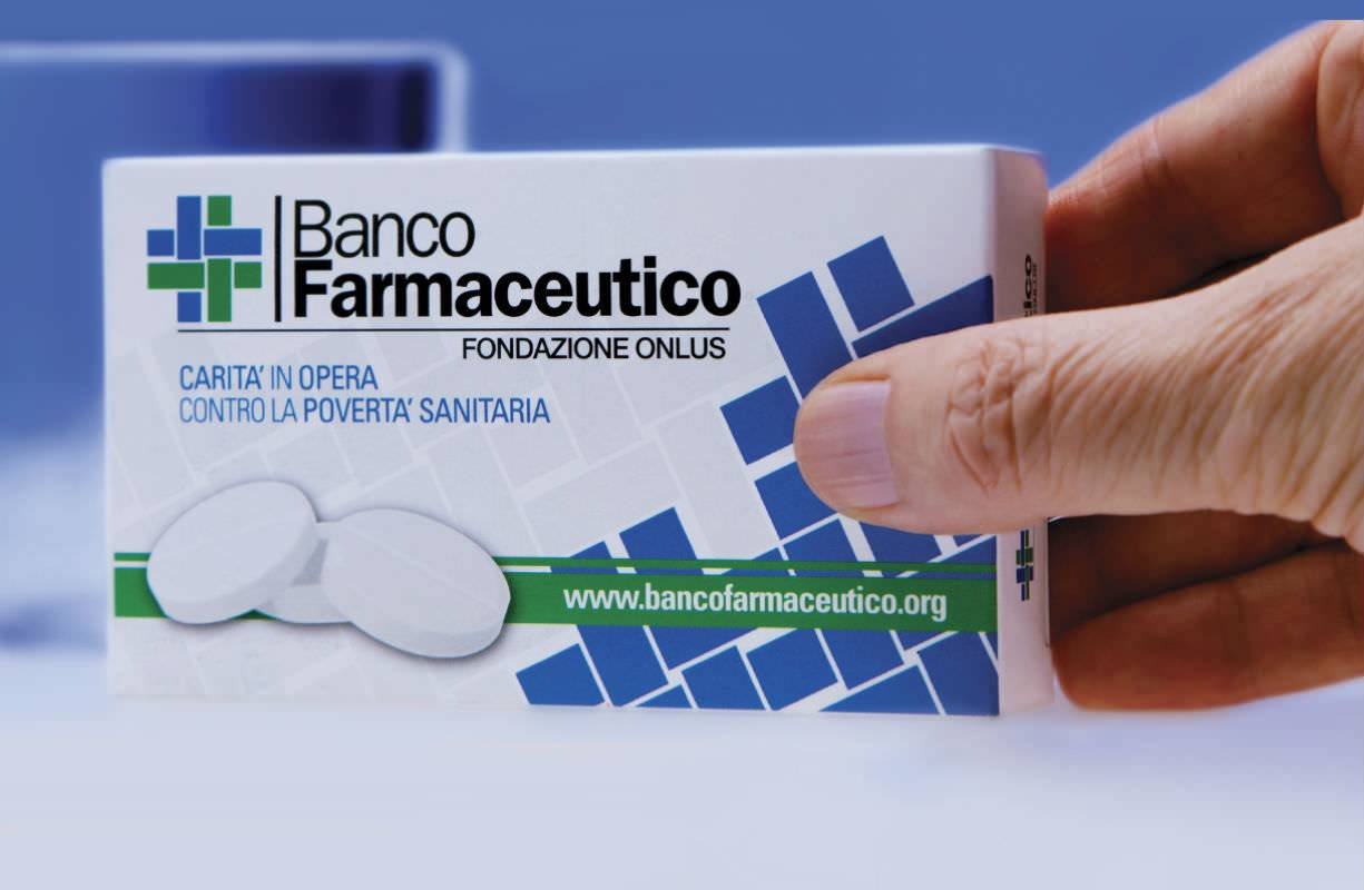 """Dal 4 al 10 FEBBRAIO - """"Dona un farmaco a chi ne ha bisogno"""" Giornata Banco Farmaceutico"""