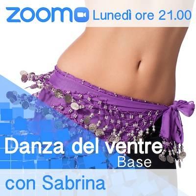 Danza del Ventre Base Online Lunedì h.20.30