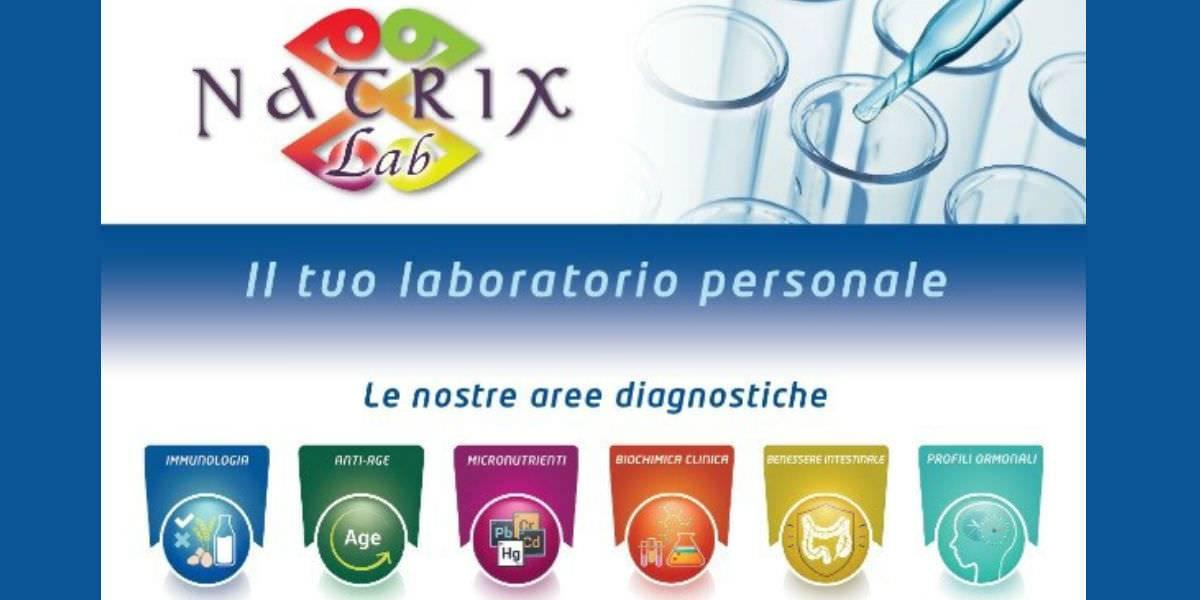 Servizi diagnostici Natrix lab