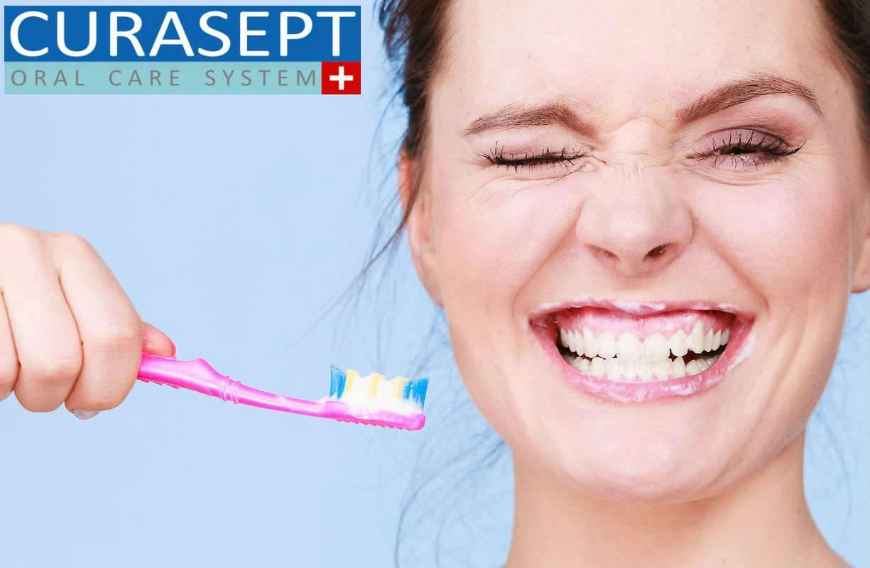 14 OTTOBRE - Giornata CURASEPT consigli sull'igiene orale