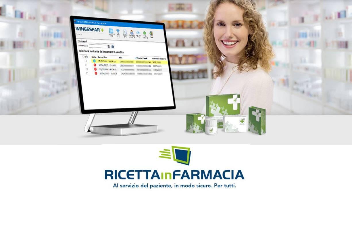 RICETTA IN FARMACIA, prenota i tuoi farmaci da casa, ora puoi!