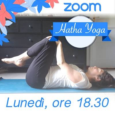 Hatha Yoga Online Lunedì h. 18.30
