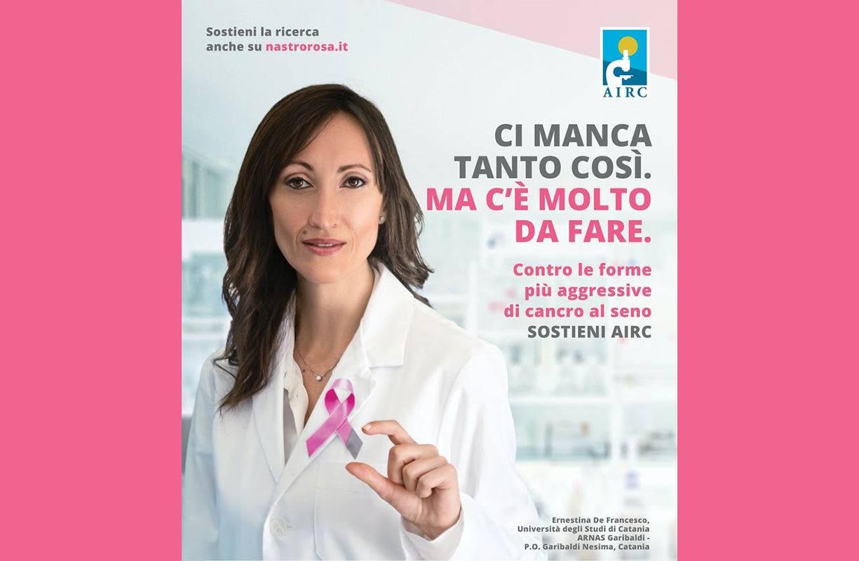 Per tutto OTTOBRE - campagna internazionale contro il tumore al seno