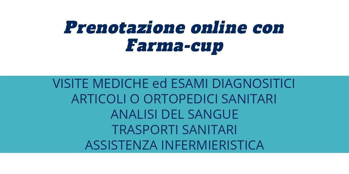 Farma-cup prenotazioni online