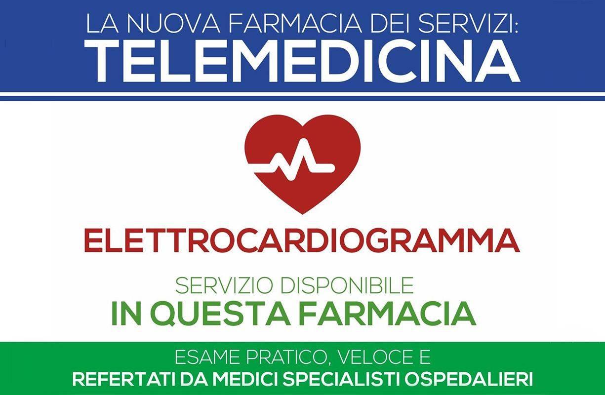 ECG Elettrocardiogramma refertato da specialisti ospedalieri