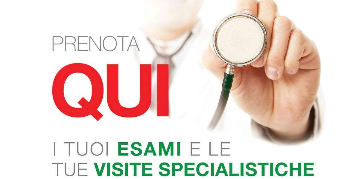 Prenotazione esami e visite specialistiche tramite Cup Regione Lombardia