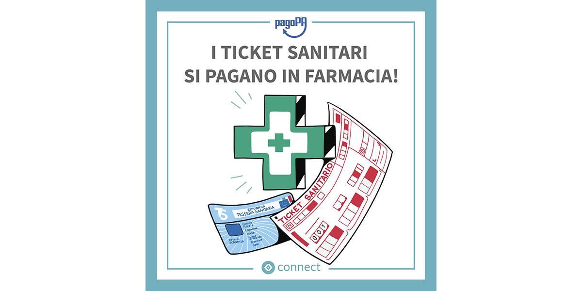 I ticket sanitari si pagano in farmacia