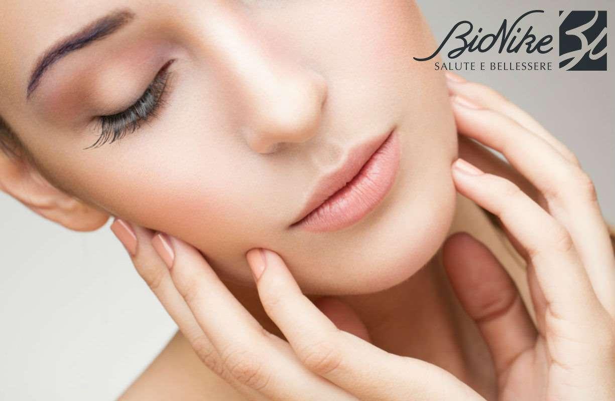29 SETTEMBRE - Giornata BIONIKE trattamento viso gratuito con la consulente