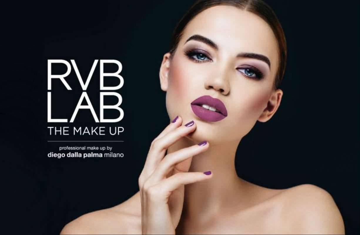 Mercoledì 28 LUGLIO - Giornata RVB LAB  Make-Up e Skin Care