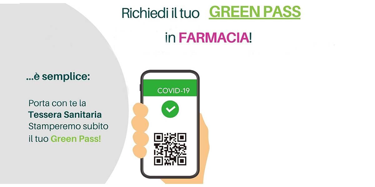 Stampa Green Pass