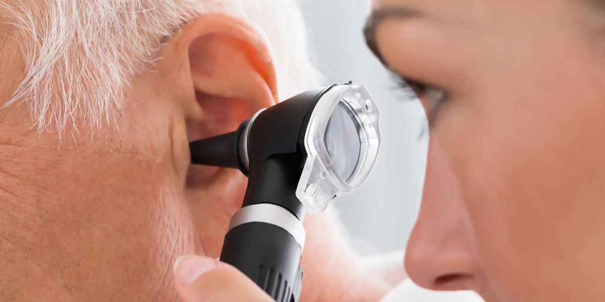 Visita audiometrica