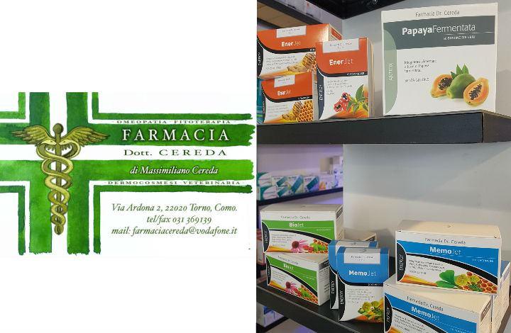 Laboratorio della farmacia