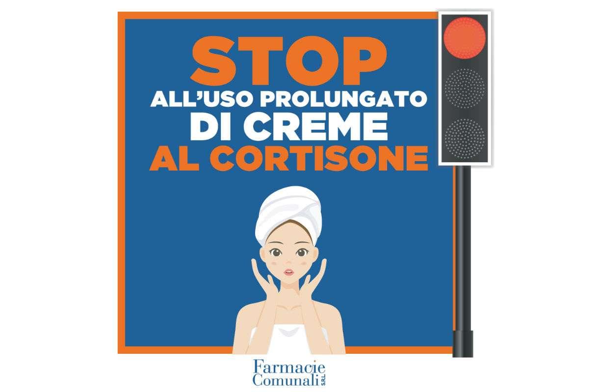 STOP ALL'USO PROLUNGATO DI CREME AL CORTISONE