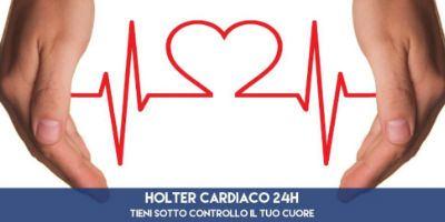 Holter Cardiaco ECG