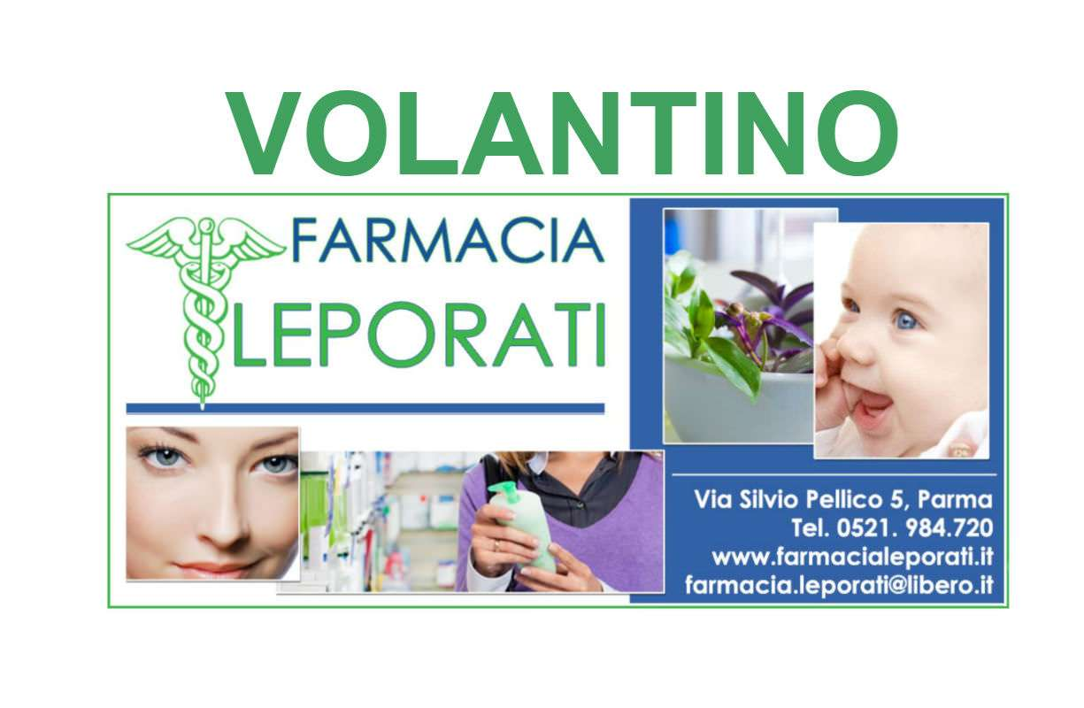 Farmacia Leporati - VOLANTINO promozioni CLICCA QUI