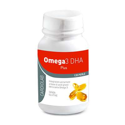 Omega 3 DHA plus 120 cps