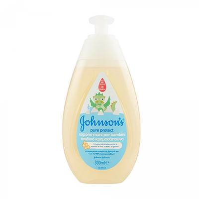 Johnsons baby sapone mani bb
