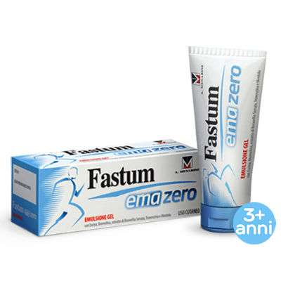 *Fastum emazero emuls. gel 50ml